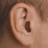 In canal hearing Aid