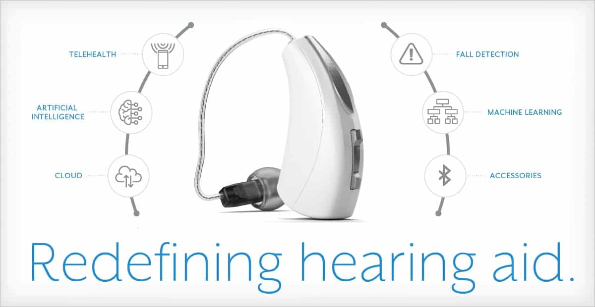 Livio 2400 Hearing Aids - Sacramento Hearing Aid Provider