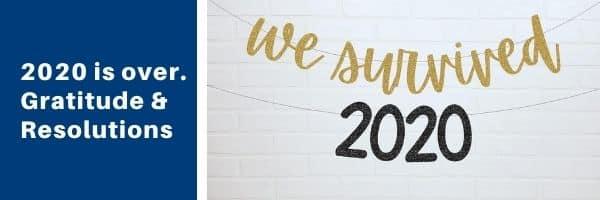 We Survived 2020